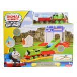 Thomas & Friends Collectible Railway Percy at the Rescue Center