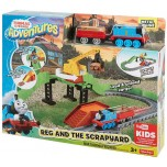 Thomas & Friends Thomas Adventure Reg at the Scrapyard