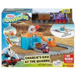 Thomas & Friends Thomas Adventure Charlie's Day at the Quarry