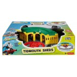 Thomas & Friends Thomas Adventure Deluxe  Tidmouth Sheds