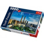 "TREFL PUZZLE ""Petronas Twin Towers"", 2000 gab."
